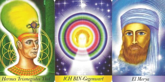Divine Spiritual Principles - Hermes Trismegistos Thot